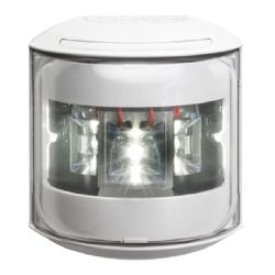 Aqua Signal Series 43 LED Navigation Light - Masthead, White Housing