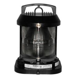 Aqua Signal Series 70 Single Lens Commercial Navigation Light - Masthead