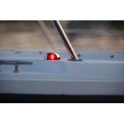 Attwood 3500 Series 2-Mile LED Sidelight Port
