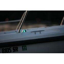 Attwood 3500 Series 2-Mile LED Sidelight Starboard