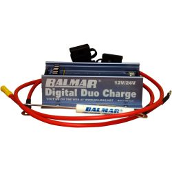 ddc of Balmar Digital Duo Charge - Battery Combiner