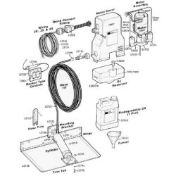 Trim       Tab    Assemblies  For Twin Outboards   IOs