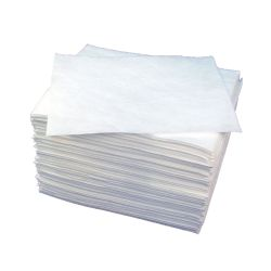 Buffalo Industries Oil Only Sorbent Pads - Meltblown