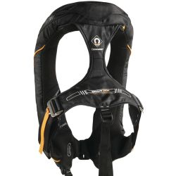 Back View of Crewsaver ErgoFit 290N OC Automatic Inflatable PFD