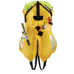 Inflated View of Crewsaver ErgoFit 290N OC Automatic Inflatable PFD