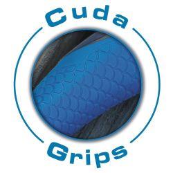 """grip of Cuda 2.5"""" Titanium Bonded Bait Knifes"""