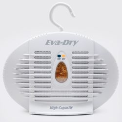 Eva-Dry 500 Mini Chemical Dehumidifier - Suitable For Up to 500 Cu Ft
