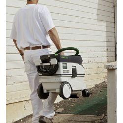 Carry the Festool CT 26 HEPA Dust Extractor