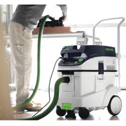 CT 48 E HEPA Cleantec Dust Extractor
