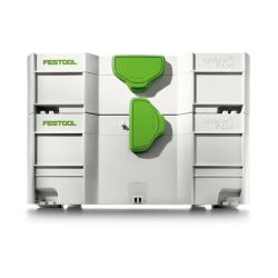 Festool Systainers Without Inserts