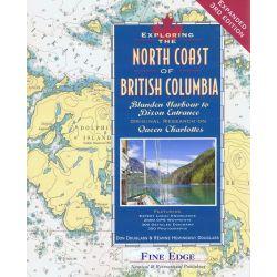 cover of Fine Edge Exploring the North Coast of British Columbia