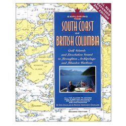 cover of Fine Edge Exploring the South Coast of British Columbia, 2nd ed.