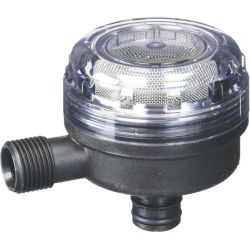 Quad Plug-In Port Strainer