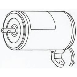 Replacement Motor 12V (Quad II Washdown Pump)