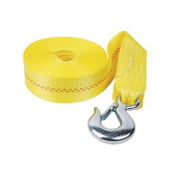 Heavy Duty Winch Strap with Hook