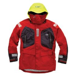Red OS22 Offshore Jacket