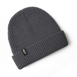 Ash View of Gill Floating Knit Beanie