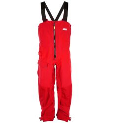 Red Front View of Gill Men's OS24 Offshore Trouser