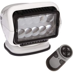 """7"""" LED Stryker Searchlight - Wireless Handheld Remote Controller"""
