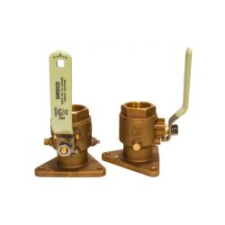 Bronze Flanged Ball Valves