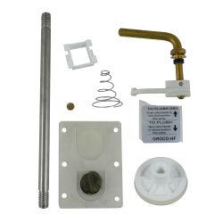 hf-upgrade of Groco HE Toilet Upgrade Kit - HC/HE Toilet to HF Toilet
