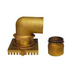 SBV-2000 or SSC-2000 Bilge Strainer Adaptor Kit