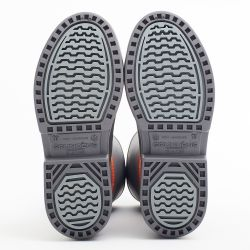 Outsole View of Grundens New Deck Boss Boot