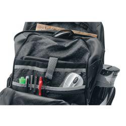 inside pockets of Harken Laptop Back Pack