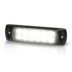 front view of Hella 200 Lumen Sea Hawk LED Flood Lights