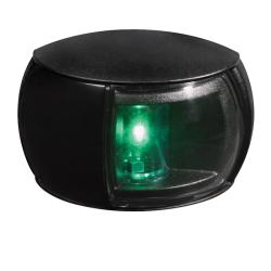 2NM NaviLED Navigation Lamps - Starboard, Black