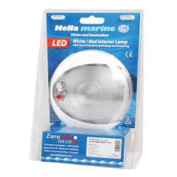 "Hella 5"" EuroLED 130 Touch Dome Light - Packaging"