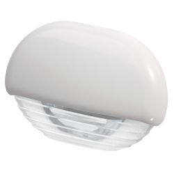 Hella Easy Fit LED Courtesy Lamp - White Lamp, White Trim