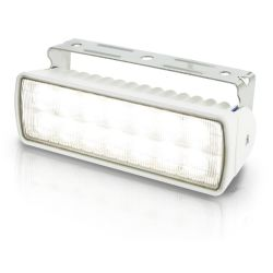 Sea Hawk-XL LED Spot Lights - Bracket Mount, White Housing