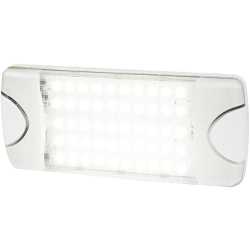 Front of Hella White LED DuraLED 50LP Lamp