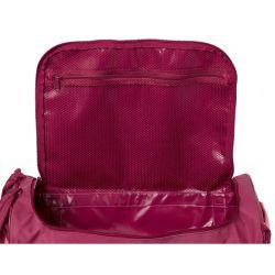 plum inside of Helly Hansen Classic Duffel Bag XS
