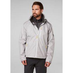 Men's Crew Hooded Jacket