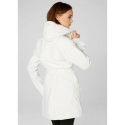 back of Helly Hansen W Kirkwall Rain Coat