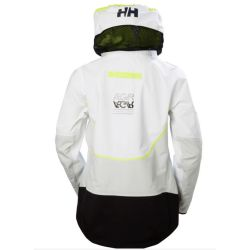 back view of Helly Hansen Women's Aegir Race Jacket