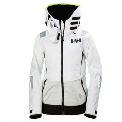 front view of Helly Hansen Women's Aegir Race Jacket