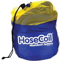 Hosecoil Expandable Kit w/ Nozzle & Storage Bag