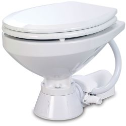 Electric Marine Toilet - Regular Bowl - 12V