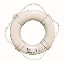 G Series Life Ring, White