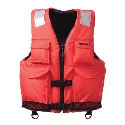 1502 Elite Dual-Sized Commercial Vest