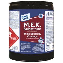 5 gallon of Klean-Strip M.E.K. Substitute