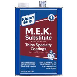 gallon of Klean-Strip M.E.K. Substitute