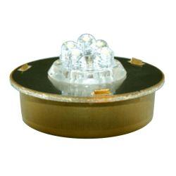 side view of Leland LED Module for ESL I Lifejacket Strobe Light - White