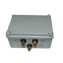 18000200 of Lewmar Watertight Single & Dual Direction Solenoids