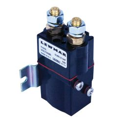 close up of Lewmar Watertight Single & Dual Direction Solenoids