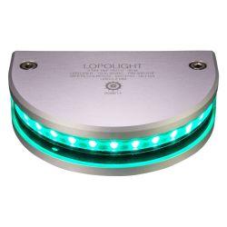 Series 200 Lopolight LED Navigation Light, Green