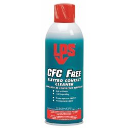 front view of LPS CFC-Free - Electro Contact Cleaner